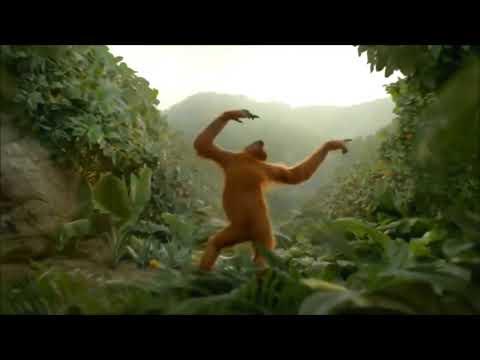 Лютый флекс обезьян