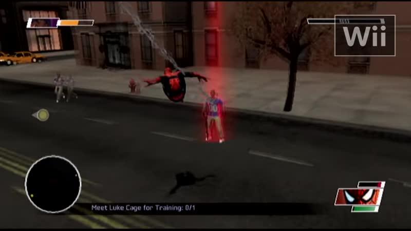 [ShadowBMX] Spider-Man Web Of Shadows | Портирование