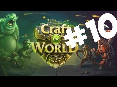 ГОТОВЫЙ ПОРТАЛ И НОВЫЙ ЗИМНИЙ БИОМ   Craft the world 10