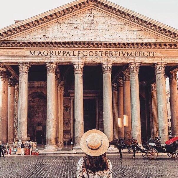 🇮🇹Авиабилеты в Рим от 3700 рублей (в одну сторону) из Москвы