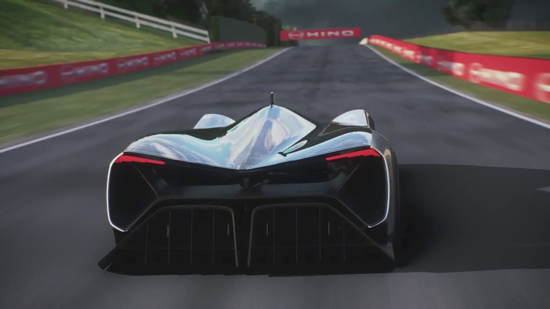 Holden Motorsport concept car of the future