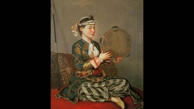 Qaval Гавал даф азербайджанский народный ударный музыкальный инструмент