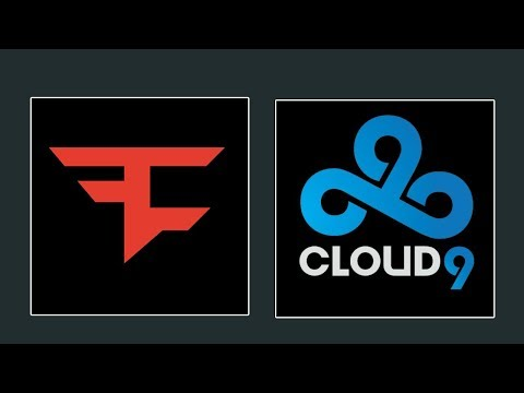 FaZe vs Cloud9 - ELEAGUE CSGO Invitational 2019 - GRAND FINAL