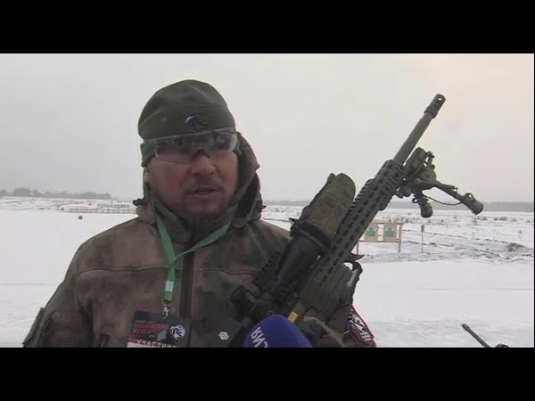 Профессиональные стрелки со всей России начали борьбу за звание лучшего на тюменском полигоне