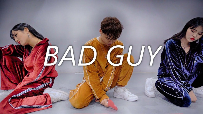 Billie Eilish - bad guy | MOOD DOK choreography