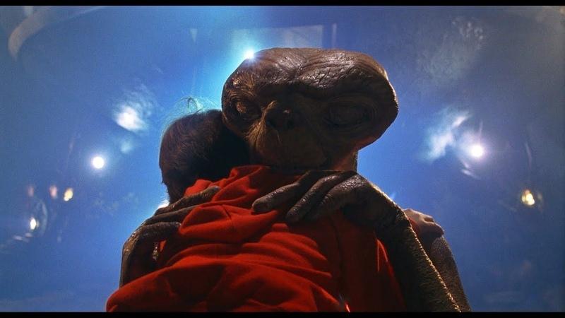 Don Dellpiero - Three Million Light Years Away [ET The Extra Terrestrial movie]