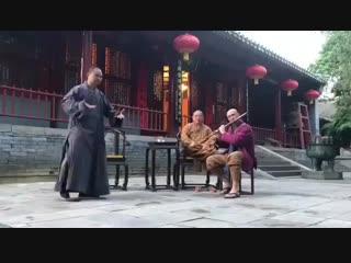 Shaolin Quan practice