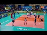 15.09.2018. 21:25 - Волейбол. Чемпионат мира. Мужчины. 3 тур. Группа