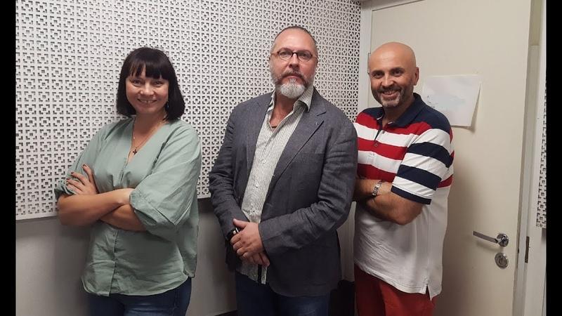 ЮРИЙ ГРЫМОВ о театре и не только большое интервью на РАДИО 1 14 сентября 2018