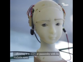 SEER robot by Takayuki Todo #New_technologies@industrial.design
