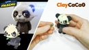 Pokemon Pancham Clay : Detective Pikachu (Warner Bros. Pictures) - Clay art No.0012