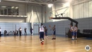 Wing Player Drills at GB Senior Men's Training Camp with Nate Reinking