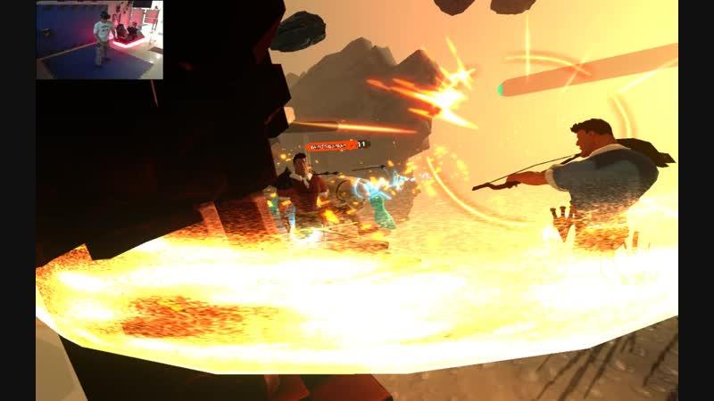 Рыцари небесных островов ! Trickster VR