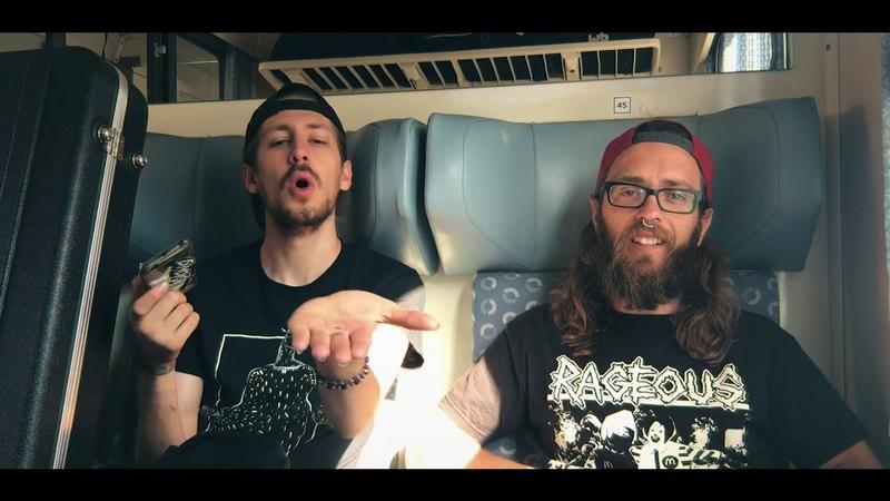 Convulsions - Split with Disturbance Project [Videoclip] [HD]