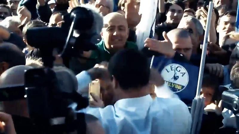 L'ITALIA RIALZA LA TESTA, IL CAPITANO TRA LA FOLLA (08.12.18)