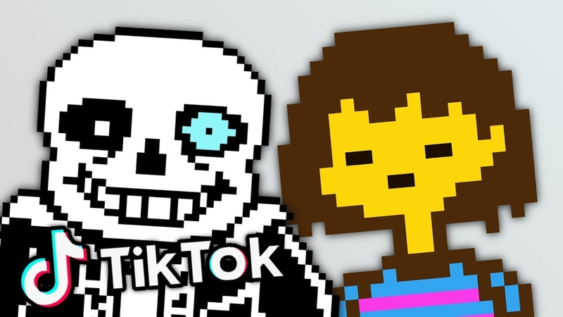 MAYBE I'LL BE SANS UNDERTALE