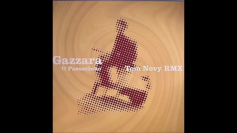 Gazzara - O Passarinho (Tom Novy Remix)