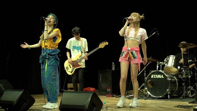 2019.01.12 12 [おやすみホログラム] TOKO-NATSU 2019 @ 日野市民会館