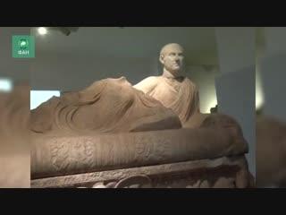Сирия: корреспондент ФАН побывал на открытии Национального музея Дамаска
