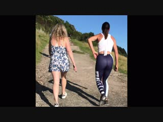 WOW | SUPER GIRL ASS | TIGHT LEGGINGS | OVERSEE | PHOTO HUNTER | SEXY | ШИКАРНАЯ ПОПКА | ОБТЯГИВАЮЩИЕ ШТАНЫ | В ЛОСИНАХ