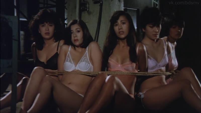 худ.фильм драма про секс рабство(много бдсм): Female Market(Ryôjoku mesu ichiba - kankin) - 1986 год