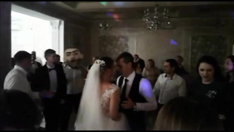 Шнур зажигает на свадьбе у Василия и Дарьи г Ялуторовск 01 09 2018г