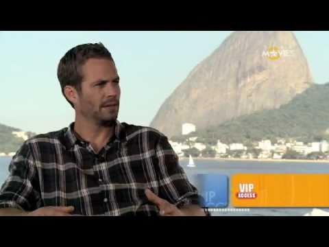 STAR Movies VIP Access: Fast Five - Paul Walker (Part 1/2)