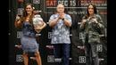 Bellator 213 Press Conference Staredowns - MMA Fighting