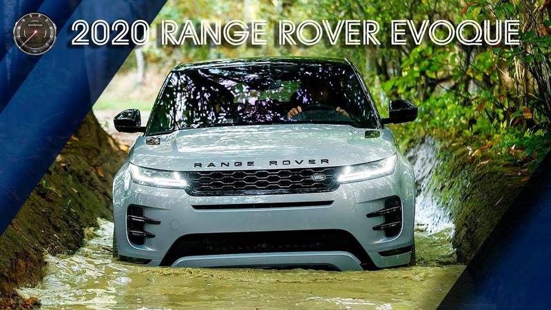 Новый Рендж Ровер ЭВОК 2020 | ОБЗОР 2020 Range Rover Evoque