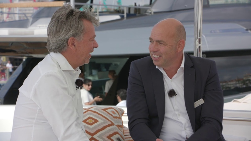 Bas Lengers interviewed in Cannes by LXRY TV