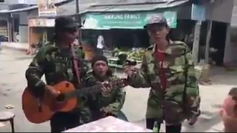 Мурка в исполнении вьетнамцев..