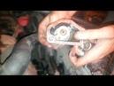Как поменять термостат на Шевроле Лачети 1.8