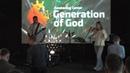 Человек призвания, Владислав Лугин, Центр Пробуждения Поколение Бога