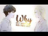 stay by my side「banana fish」