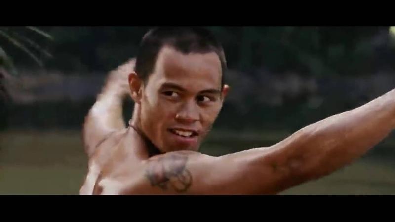 Cокровище Амазонки 2004 год ( драка с повстанцами )