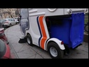 Видео работы электрической подметально-уборочной машины нового поколения TENAX ELECTRA