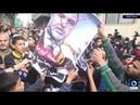 Les Palestiniens célèbrent la démission de Liberman