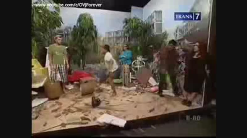 Opera Van Java OVJ Episode Aksi Atlet Dan Ceman Ceman