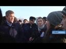 Радий Хабиров посетил сибайский карьер