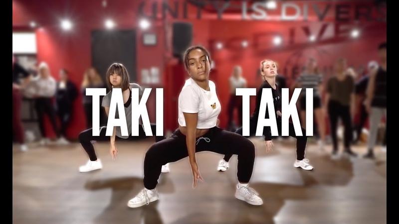 TAKI TAKI DJ Snake Feat Selena Gomez Ozuna Cardi B Kyle Hanagami Choreography