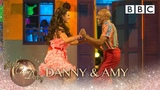 Danny &amp Amy Samba to 'Feels Like Home' by Sigala, Fuse ODG, Sean Paul &amp Kent Jones - Strictly 2018