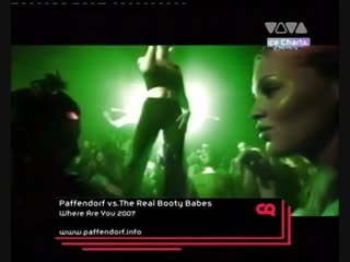 Paffendorf VS The Real Booty Babes - Where Are You (VIVA TV)