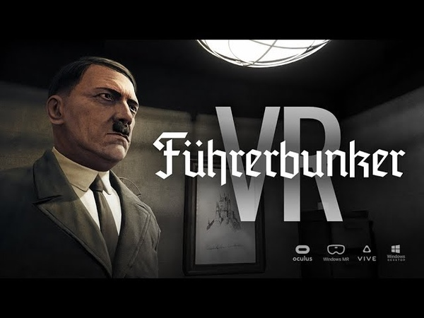 Führerbunker VR - Experience the End of the Third Reich in Hitler's Last Hideout