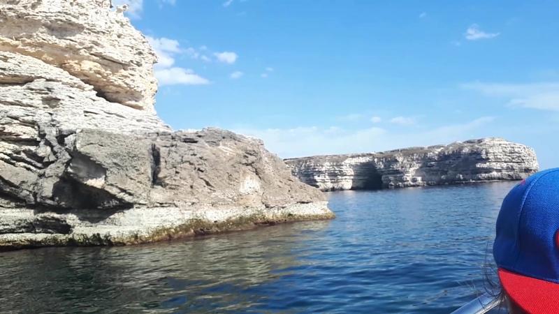 Песчаные скалы Тарханкута