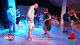 Marco Ivanyk and Elena Bryleva Salsa Dancing in Malibu at The Third Front 2018, Sunday 05.08.2018