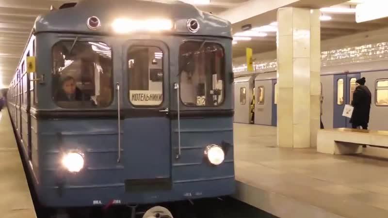 Сумасшедший прыжок у поезда