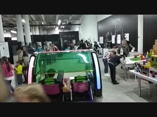 Выставка роботов онлайн