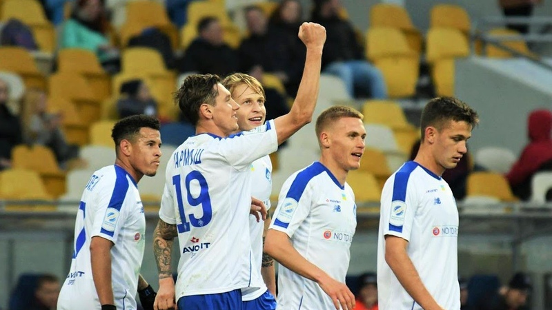 Динамо Арсенал 4 0 Огляд матчу