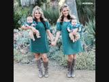 Сестры Джалинн и Джейнел родили в один день