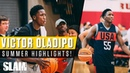 Victor Oladipo WENT CRAZY this Summer! Full Highlights!